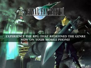 Final Fantasy VII ya está disponible para dispositivos iOS