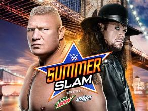 WWE: Aquí te presentamos la cartelera completa de SummerSlam 2015