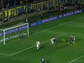 YouTube: Con taco y sombrero, Fernando Gago anotó gol de antología con Boca
