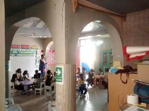 Lambayeque: más de 100 alumnos de inicial reciben clases en viviendas