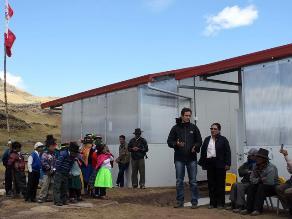 Huánuco: Ministerio de Educación renovó instalaciones de centro educativo