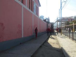 Andahuaylas: prohíben la venta ambulatoria en inmediaciones de colegios