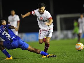 León de Huánuco fue goleado por Emelec y le dijo adiós a la Copa Sudamericana