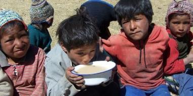 La Libertad: mitad de la población presenta cuadros de desnutrición
