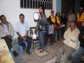 Chiclayo: en reunión acuerdan acciones contra la inseguridad ciudadana