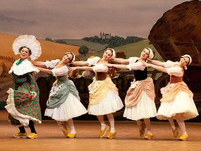Ballet de la Royal Ópera House en la pantalla grande