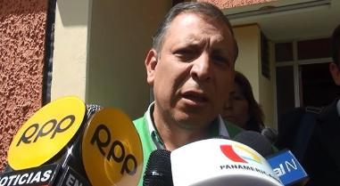Arequipa: Arana pidió que proceso por