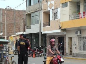 Piura: castellanos piden más seguridad en zonas con mayor criminalidad