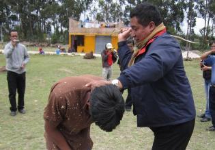 Cajamarca: presidente de rondas tiene más de 400 denuncias en su contra