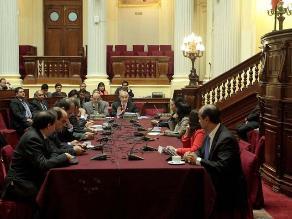 Comisión de Fiscalización convoca a titulares de OSCE y Sunat