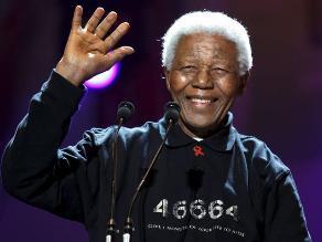 Encarcelan a nieto de Mandela acusado de violar a una menor