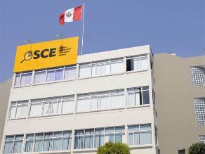 OSCE: Hay más de 130,000 proveedores del Estado a nivel nacional