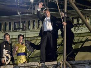 Tom Cruise listo para grabar película sobre Pablo Escobar