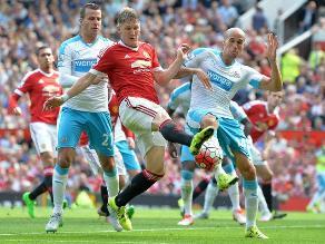 Premier League: El Manchester United empató de local 0-0 con el Newcastle