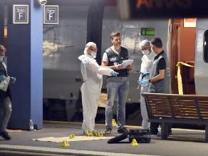 Ataque en Francia: Investigan pista islamista en el tren Amsterdam-París