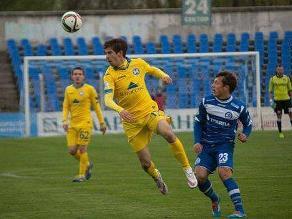 Alexei Ríos marcó en goleada del BATE Borisov por 7-1 ante el Neman Grodno