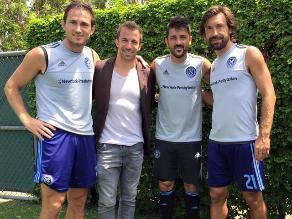 Major League Soccer: ¿Del Piero se muda a Estados Unidos?