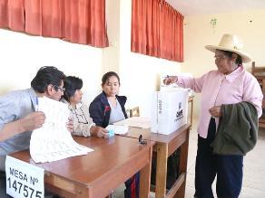 ONPE: Piuranos dan ejemplo de cómo solucionar diferencias limítrofes
