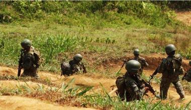 Vraem: Un militar resultó herido por incidente con arma de fuego