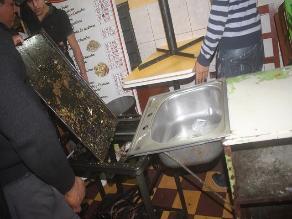 Chiclayo: cierran restaurante tras hallar heces de roedores