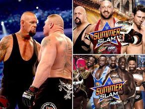 WWE: SummerSlam y 10 datos que debes saber sobre este evento