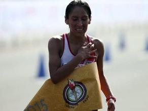 Gladys Tejeda: La Odepa sabía que la deportista recibía tratamiento médico