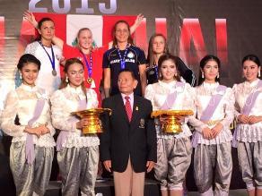 Muay Thai: Valentina Shevchenko gana su título mundial número 17