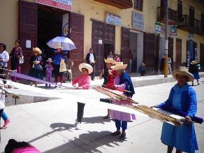 Cajamarca: revaloran rol social de los adultos mayores de San Miguel