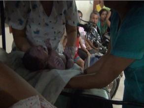 Puno: joven madre de familia dio a luz dentro de un patrullero