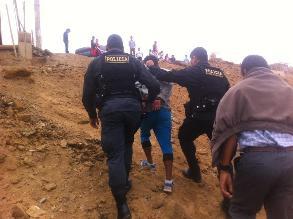 Puno: detienen a dos presuntos asaltantes en La Rinconada