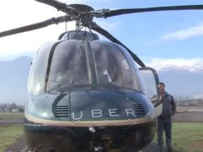 Chile, próximo objetivo de Uber en la conquista de Latinoamérica
