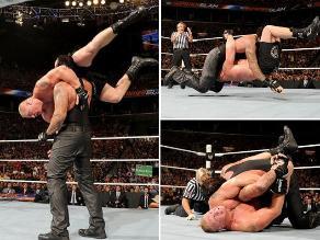 Brock Lesnar vs. The Undertaker: Sus mejores llaves en SummerSlam 2015