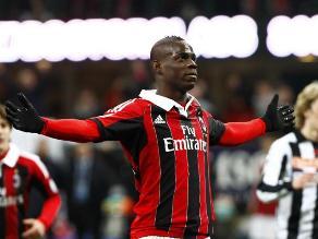 Mario Balotelli a un paso de confirmar su vuelta al AC Milan