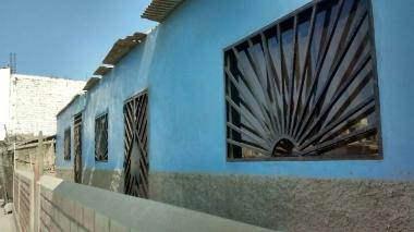 Chimbote: pobladores viven protegidos por rejas debido a la inseguridad