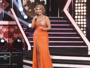 Gisela Valcárcel volvió a liderar en rating