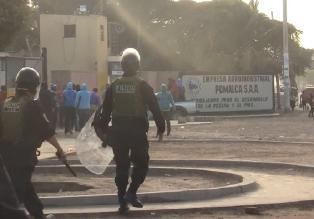 Lambayeque: una explosión se registró en agroindustrial Pomalca