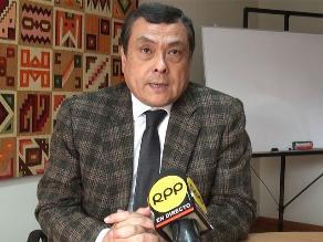 Enrique Díaz: Es inteligente eliminar impuesto a ganancias de capital
