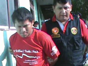 Yurimaguas: capturan a presuntos asesinos de empresarios