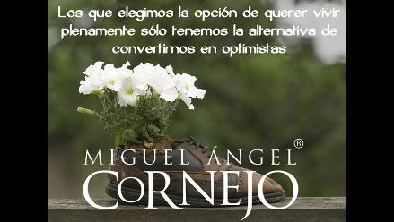 Diez Frases Motivadoras De Miguel ángel Cornejo Rpp Noticias