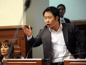 Kenji Fujimori: Alan García sacó a los narcos de las cárceles