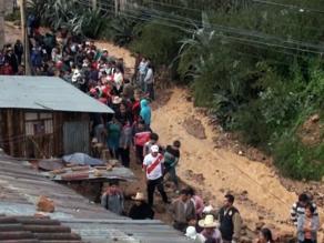 Cajamarca: Defensa Civil coordina limpieza de quebradas ante lluvias