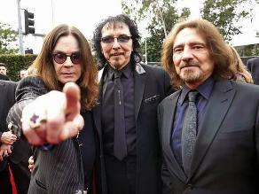 Black Sabbath: Bill Ward desea grabar último disco de la banda