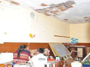 Unos 90 colegios quedarían devastados por FEN en Trujillo