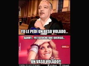 Johanna San Miguel: Nuevos memes por agredir a un hombre