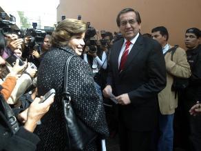 Del Castillo: Flores sería una ideal presidenta del Consejo de Ministros