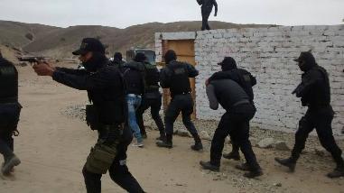 Equipo SUAT inició sus labores en Trujillo