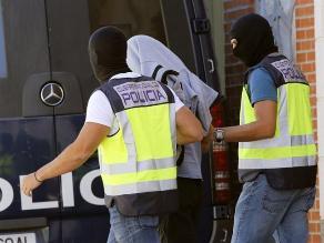 Capturan a 14 supuestos yihadistas en operación internacional