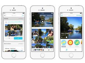 Facebook lanza su aplicación 'Moments' en Perú