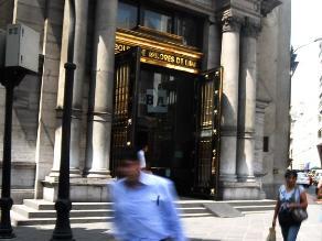 Bolsa limeña abre jornada con ganancias tras