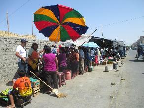 Puno: municipalidad da ultimátum a comerciantes de calle de Juliaca